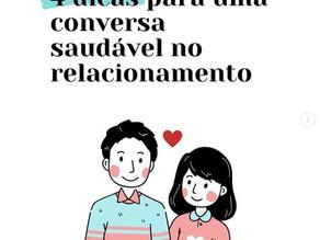 Dicas para um bom diálogo no relacionamento!