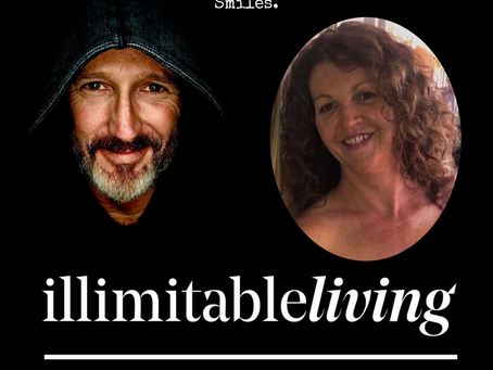Illimitable Living Podcast - Tracey Morris