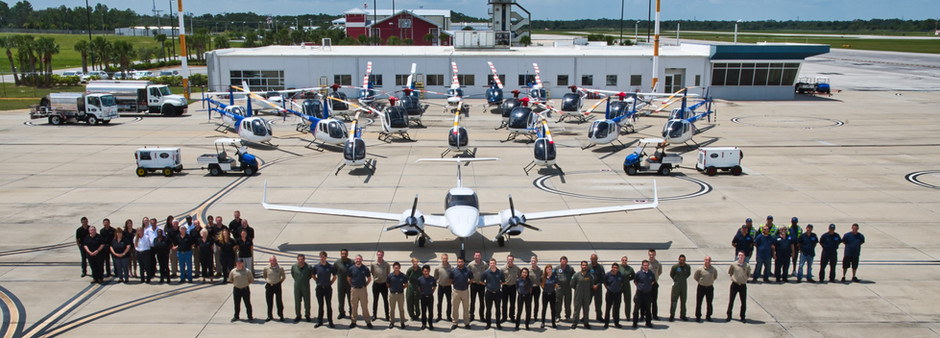 Making a difference through quality aviation training