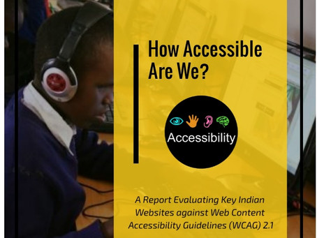 How Accessible Are We?