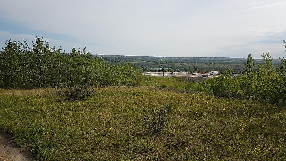 Paskapoo Slopes, Calgary AB, Canada