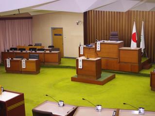 小矢部市議会9月定例会はじまりました!