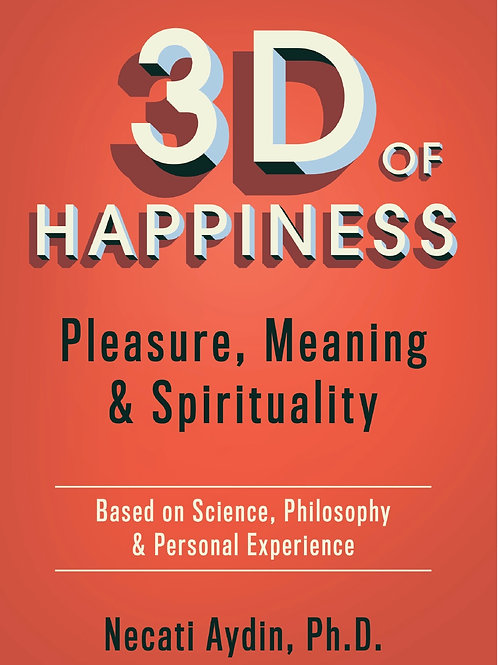 3D of Happiness (paperback)