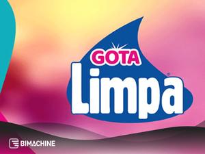 Logo Gota Limpa