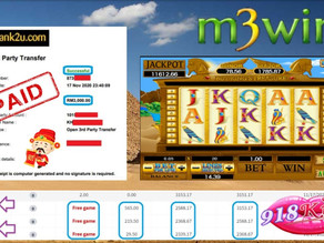 Boyking slot game tips to win RM3000 in 918kiss