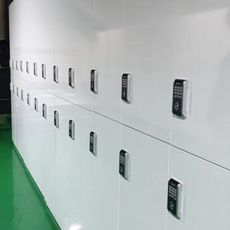 인천 글로벌캠퍼스 락카장 전자키 KD100C 사물함 비밀번호키