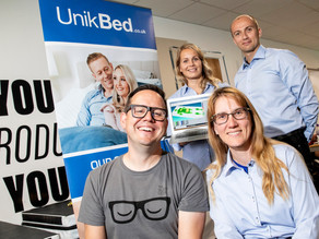 A Unik partnership for the world of sleep