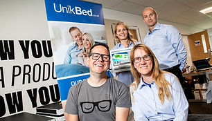 A Unik partnership for the world of sleep