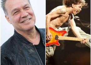Iconinc guitarist Eddie Van Halen  dies at 65