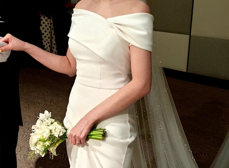 Ms. Kang(College Counselor) got married last Saturday. We bless you and pray for your happiness.♡