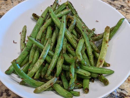 Feed Me Friday: Sauteed Cumin Green Beans
