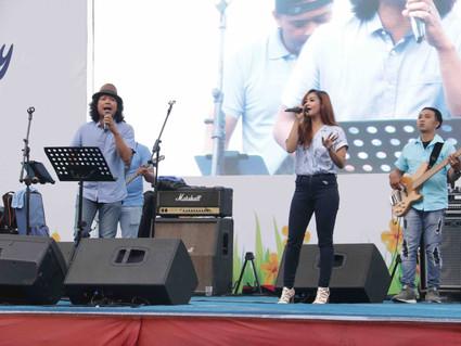 Nugros Entertainment Band Top 40 Andalan Di Bogor