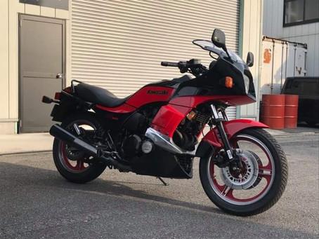 Kawasaki 750turb(売約済み)