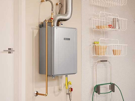 Q & A about Tankless Water Heater