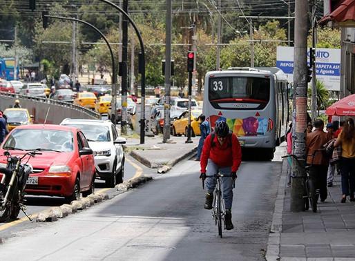 CCQ y Alcaldía analizarán alternativas para la movilidad en Quito