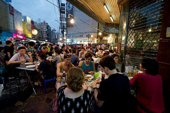 Thai Street Food เป้าหมายของนักท่องเที่ยวจีนในอันดับแรกๆ