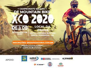 Campeonato Baiano de Mountain Bike acontece em novembro
