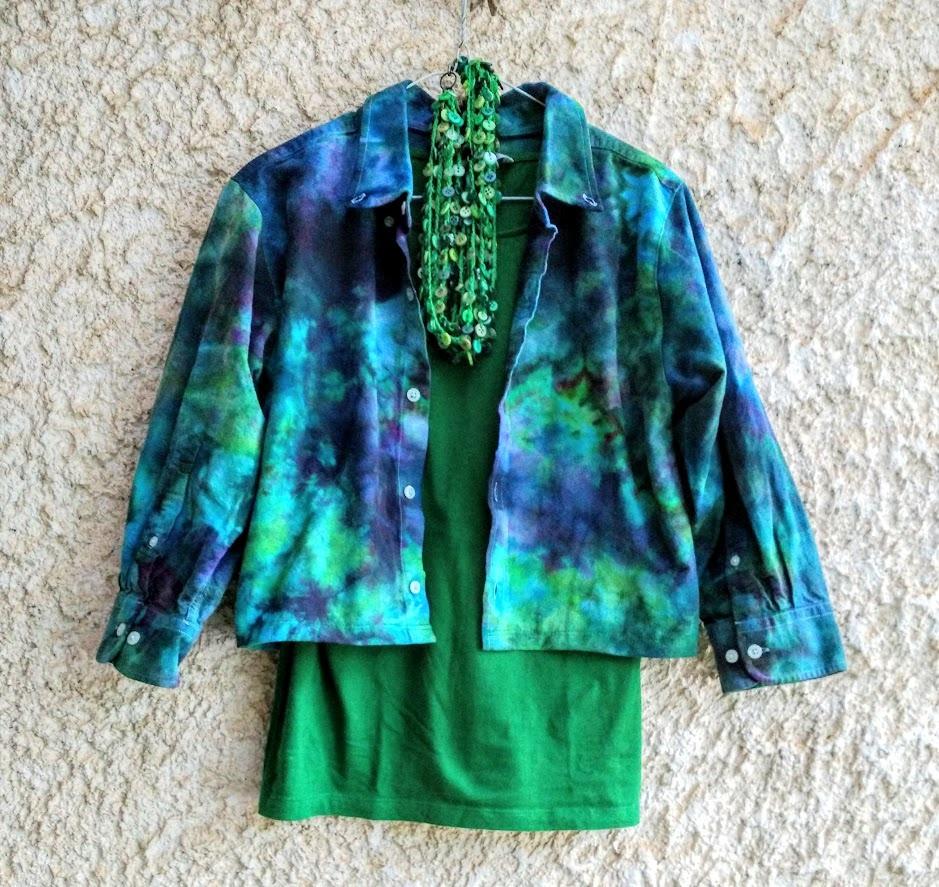 The short shirt jacket