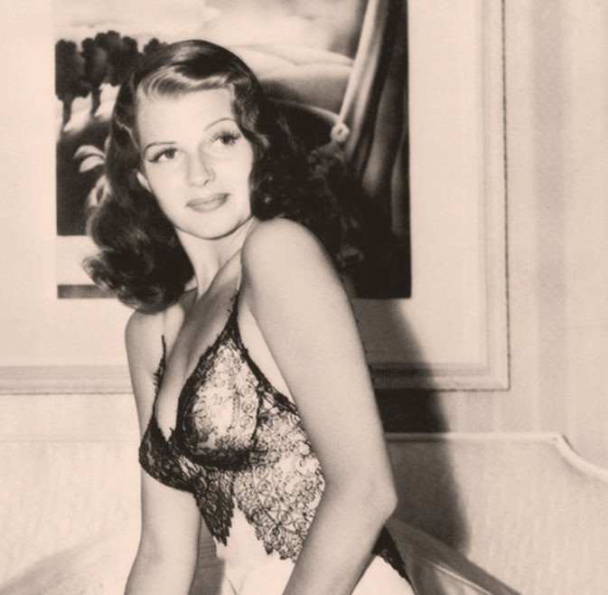 Rita Hayworth LIFE magazine 1941