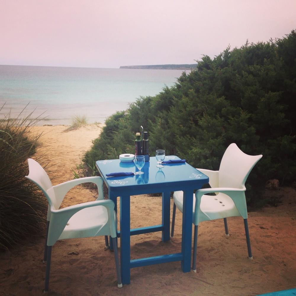 restaurant Tiburon Formentera