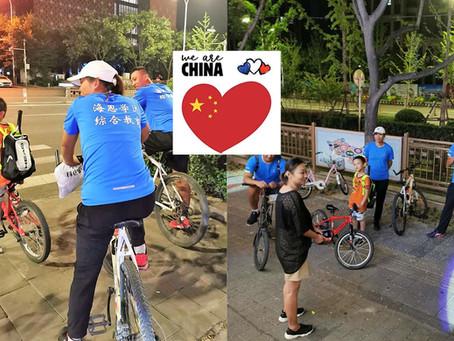 Real lives matter and make China....