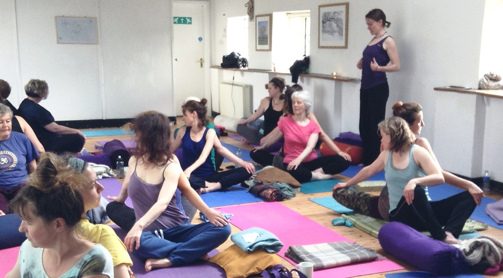 Yoga by Nature Teacher Training Weston-super-Mare North Somerset