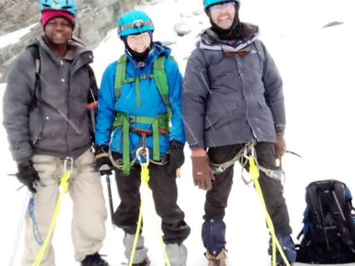 Rwenzori Mountains: hike to the snow capped Margherita Peak
