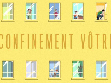 Le Confinement ... La Livraison de Vins et un tout nouveau site !