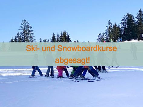 Aktuelle Informationen zur Skisaison 2020/2021