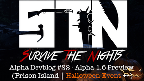 1.6 Preview(Prison Island | Halloween Event ++).
