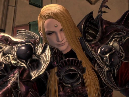 "Dissidia NT: Zenos yae Galvus 6th DLC and ""updates"""