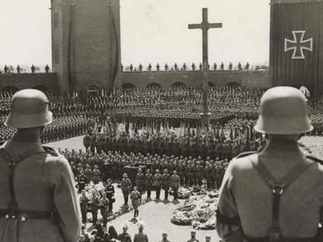YAHWEH (GOD) Defend The German Heroes