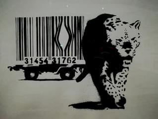 The art of Banksy: a (sharp) visual protest