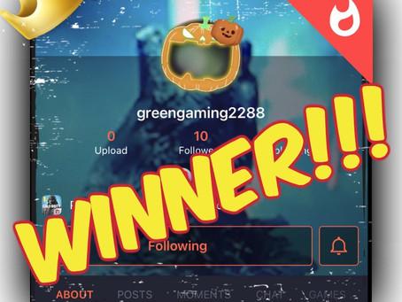 "Congratulations ""green gaming""!!!"