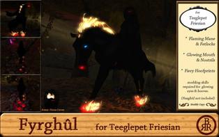 BRR Fyrghul (Friesian)