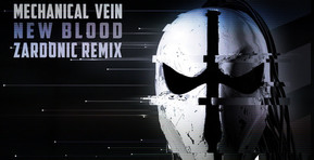 """Mechanical Vein Releases Zardonic Remix of """"New Blood"""", Plans Crossover Release Party"""