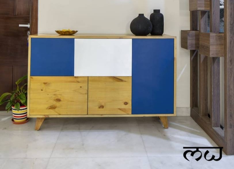 credenza living room