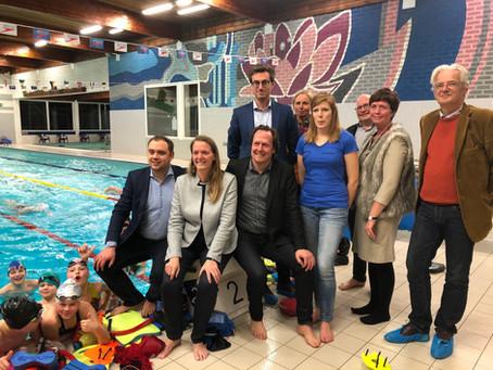 Bouw nieuw zwembad: blijvend zwemmen in Beernem!