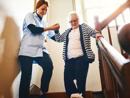 Why Fall Prevention Is So Important For The Elderly