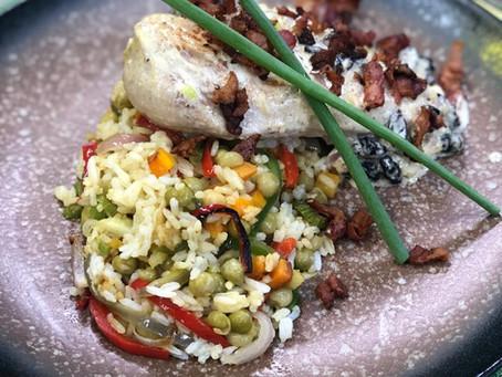 Prepara este delicioso plato 'Pollo 3/15'