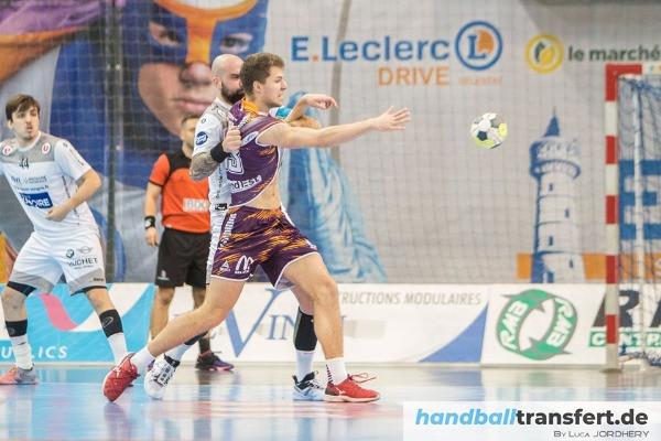 Ole Schramm handball proligue