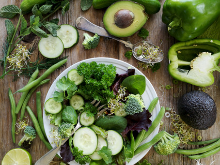 Why Fibre Is Key For Plant-Based Weight Loss