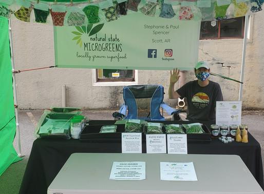 Meet Natural State Microgreens