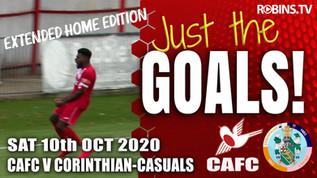Just the Goals - Corinthian-Casuals