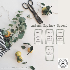 Autumn Equinox Spread
