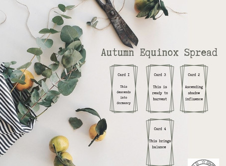 Autumn Equinox Spread