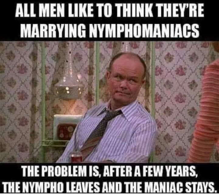 Funny Nympho Memes