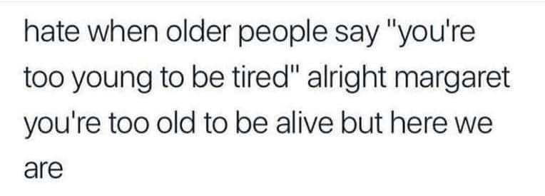 Funny Older People Memes