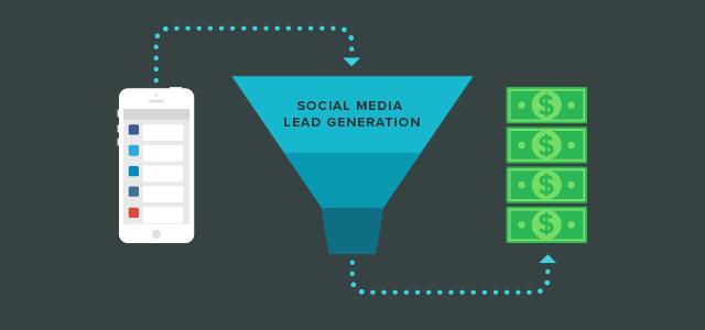 Generating more leads via social