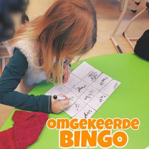 Omgekeerde bingo
